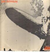 LP - Led Zeppelin - Led Zeppelin I - french press