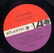 LP - Led Zeppelin - Led Zeppelin I - original 1st german