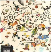 LP - Led Zeppelin - Led Zeppelin III - 180 g