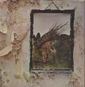 LP - Led Zeppelin - Led Zeppelin IV - US BROADWAY PRESSWELL
