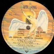 Double LP - Led Zeppelin - Physical Graffiti - Gimmick Cover + insert