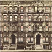 Double LP - Led Zeppelin - Physical Graffiti - gimmix cover NO INSERT