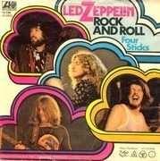 7inch Vinyl Single - Led Zeppelin - Rock And Roll / Four Sticks