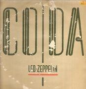 LP - Led Zeppelin - Coda - INDIA PRESSING
