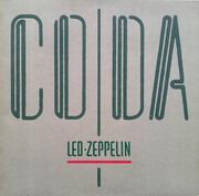 LP - Led Zeppelin - Coda - gatefold