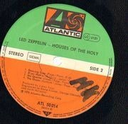 LP - Led Zeppelin - Houses Of The Holy - BOB LUDWIG STERLING