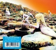 Double CD - Led Zeppelin - Houses Of The Holy - Trifold Cardboard Sleeve