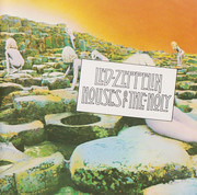 CD - Led Zeppelin - Houses Of The Holy