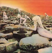 LP - Led Zeppelin - Houses Of The Holy - PR