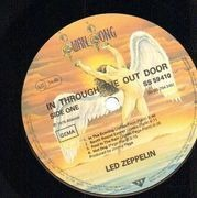 LP - Led Zeppelin - In Through The Out Door - 'D' SLEEVE