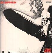 LP - Led Zeppelin - Led Zeppelin I - ORIG 1st GERMAN BROADWAY