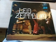 LP - Led Zeppelin - Led Zeppelin II - Pokora 3001. Club Edition Stage Cover