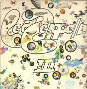 LP - Led Zeppelin - Led Zeppelin III - GERMAN ORIGINAL