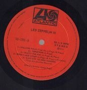 LP - Led Zeppelin - Led Zeppelin III