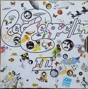 LP - Led Zeppelin - Led Zeppelin III - Gatefold