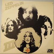 LP - Led Zeppelin - Led Zeppelin III - flipbackcover