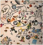 LP - Led Zeppelin - Led Zeppelin III - Rotating Wheel
