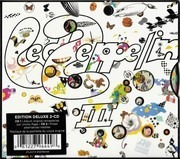 Double CD - Led Zeppelin - Led Zeppelin III - Trifold Cardboard Sleeve Deluxe Edition
