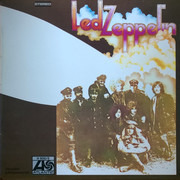 LP - Led Zeppelin - Led Zeppelin - Club edition