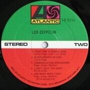 LP - Led Zeppelin - Led Zeppelin I - US