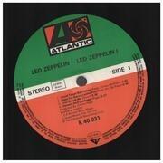 LP - Led Zeppelin - Led Zeppelin