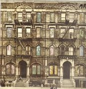 Double LP - Led Zeppelin - Physical Graffiti - gimmix cover