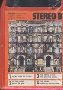 8-Track - Led Zeppelin - Physical Graffiti - Still Sealed / BOTH Cartridges