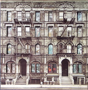 Double LP - Led Zeppelin - Physical Graffiti