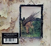 Double CD - Led Zeppelin - Untitled - Trifold Cardboard Sleeve Deluxe Edition