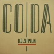 LP - Led Zeppelin - Coda - NO BARCODE