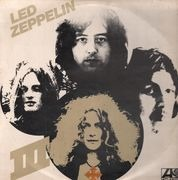 LP - Led Zeppelin - Led Zeppelin III - FRANCE Different Cover