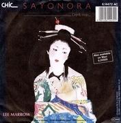7'' - Lee Marrow - Sayonara (Don't Stop...) / Sayonara (Short Version)