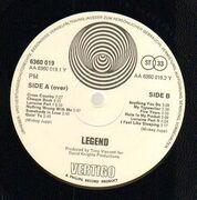 LP - Legend - Legend - Pokora 5001 /German Swirl Original