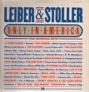 Double LP - Leiber & Stoller - Only In America
