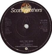 7inch Vinyl Single - Leif Garrett - Feel The Need - Solid Centre