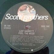 LP - Leif Garrett - Feel The Need