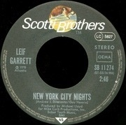 7'' - Leif Garrett - Feel The Need