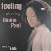 12inch Vinyl Single - Leila Starring Donna Paul - Feeling - Still sealed