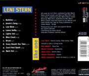 CD - Leni Stern - Like One