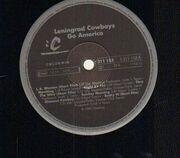 LP - Leningrad Cowboys - Leningrad Cowboys Go America
