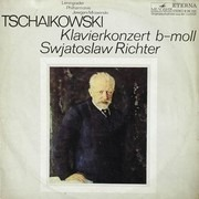 LP - Leningrad Philharmonic Orchestra , Evgeny Mravinsky , Pyotr Ilyich Tchaikovsky , Sviatoslav Richter - Klavierkonzert B-Moll