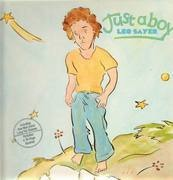 LP - Leo Sayer - Just a Boy - incl a 16-page booklet w/ lyrics and illustrations