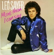 7'' - Leo Sayer - More Than I Can Say