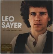 LP - Leo Sayer - The Gold Collection - Gold-coloured vinyl