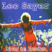CD - Leo Sayer - Live In London