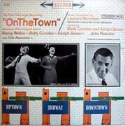 LP - Leonard Bernstein , Betty Comden , Adolph Green - On The Town