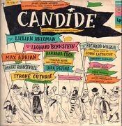 LP - Leonard Bernstein - Candide (Original Broadway Cast)