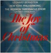 LP - Leonard Bernstein Conducting The New York Philharmonic Orchestra And Mormon Tabernacle Choir , Rich - The Joy Of Christmas