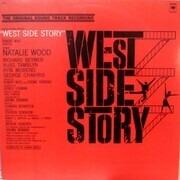 LP - Leonard Bernstein - West Side Story (Original Sound Track Recording)