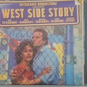 Double LP - Leonard Bernstein - West Side Story